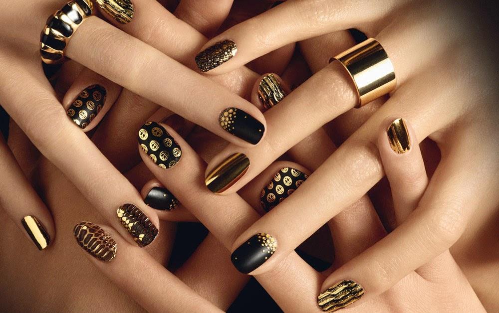 Cuales son las tendencias para esta primavera en Nail Art