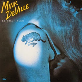 MINK DEVILLE - Le Chat Bleu Los mejores discos de 1980