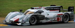 Audi R18 e-tron quattro n°3 Tag Heuer