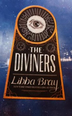Book Cover of The Diviners by Libba Bray, New York Times Bestselling Author