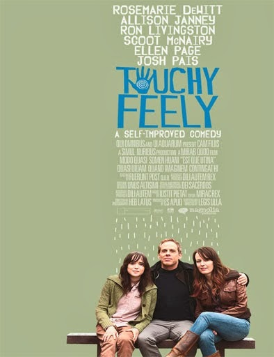 Ver Touchy Feely  (2013)