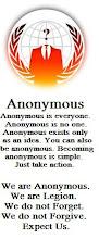 Este Blog é Anonymous