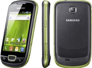 HP Samsung Galaxy Mini