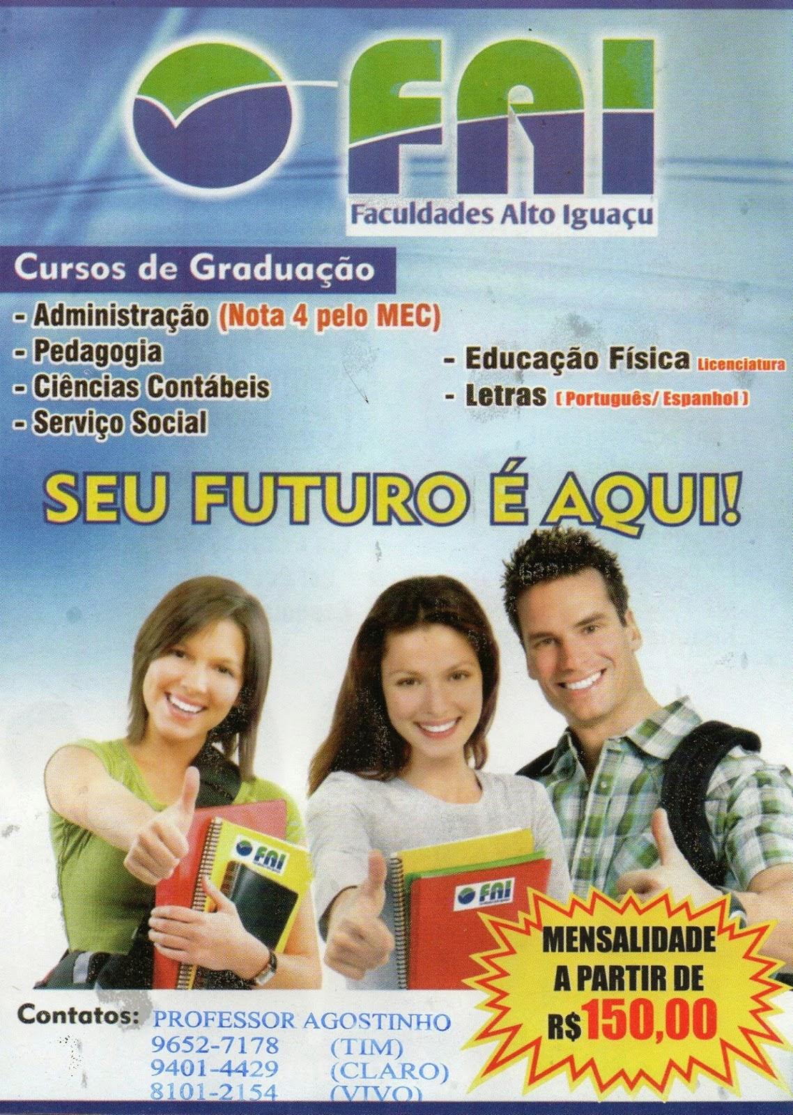 FAI - Faculdade Alto Iguaçu