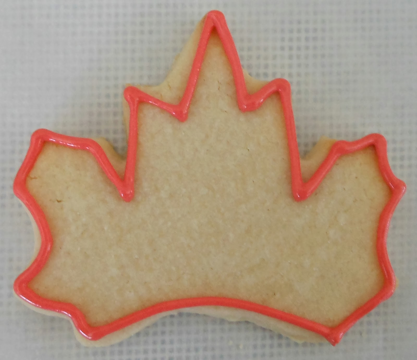 my cookie clinic maple leaf cookies family roots
