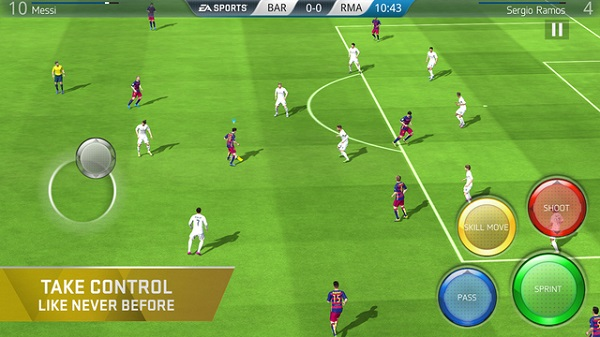 Electronic Arts releases FIFA 16 Ultimate Team for Android and iOS