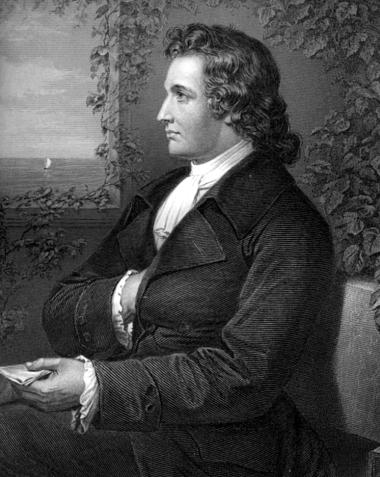 Goethe beim Familienfunk