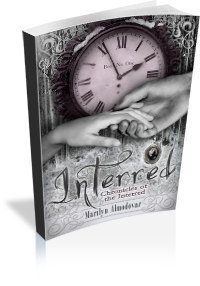 Book Cover: Interred by Marilyn Almodóvar