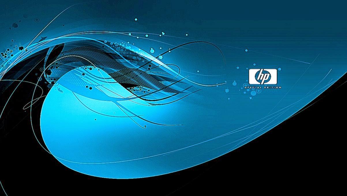 hp logo blue hd - photo #10