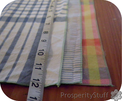 ProsperityStuff 12-inch napkins