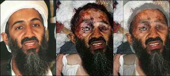 bin laden stencil bin laden dead. Osama Bin Laden Death Photo