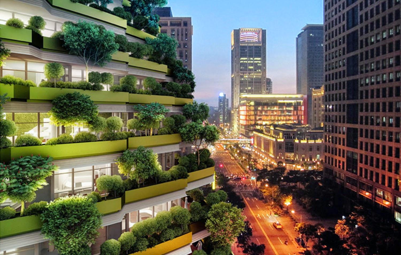 granja vertical en balcones