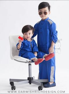Jom beli jubah kanak-kanak di DRD