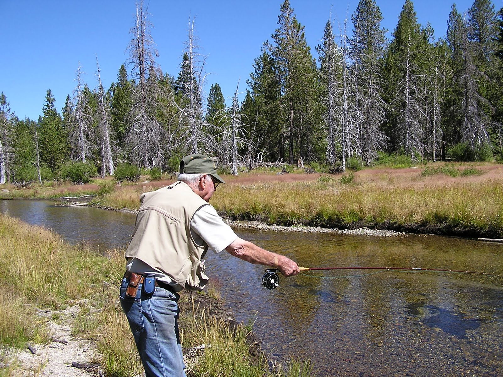 Pathways to publication lake almanor northern california for Hat creek fishing