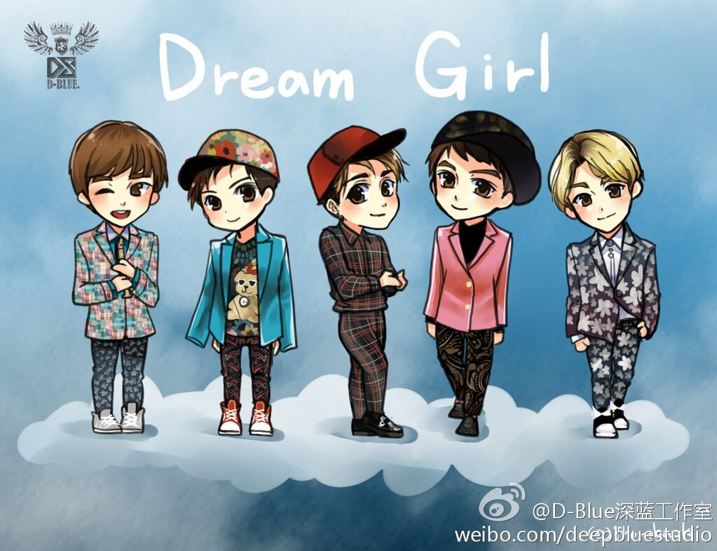 SHINee - Dream Girl [Hangeul+Romanized+English Translate ...  Shinee