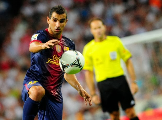 Martin Montoya could be playing at Liverpool next Summer