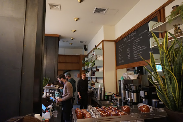 ace hotel in new york city sumptown coffee roasters