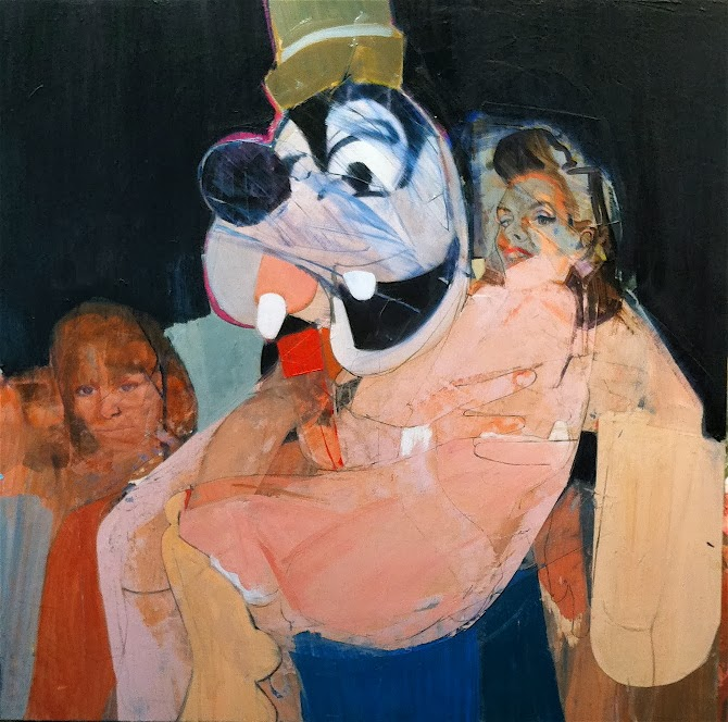 nuncalosabre.Pinturas. Paintings - Karim Hamid