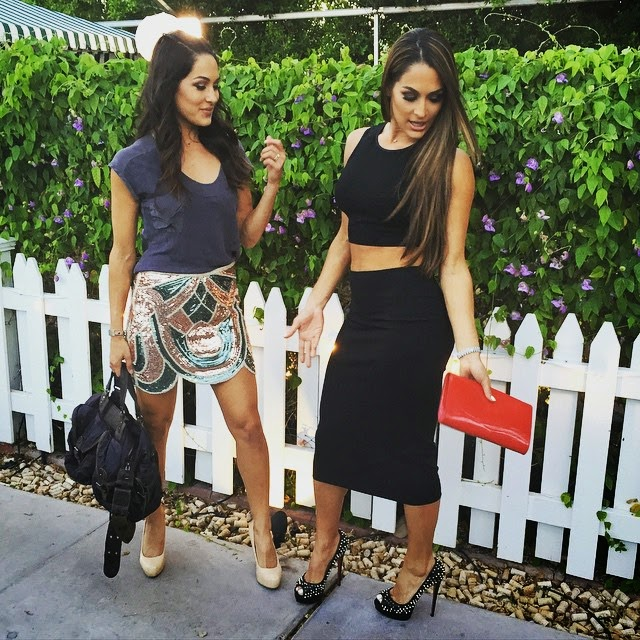 Morably best of nikki bella 39 s instagram 34 photos Nikki bella fashion style