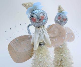 Deirdra doan christmas handmade ornaments and ornament hop