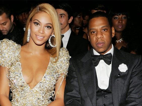 Jay-Z Yafotowe Rwihishwa Akora mu Igitsina cya Beyonce
