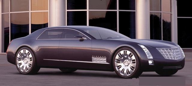 Concept Car Cadillac Sixteen Concept Car