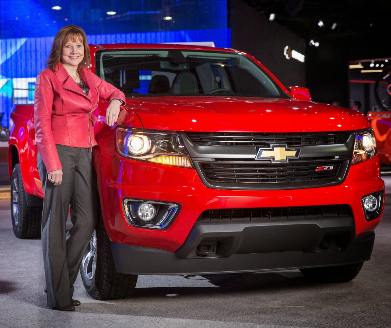 2015 Chevy Colorado Wins Best Pickup of 2015