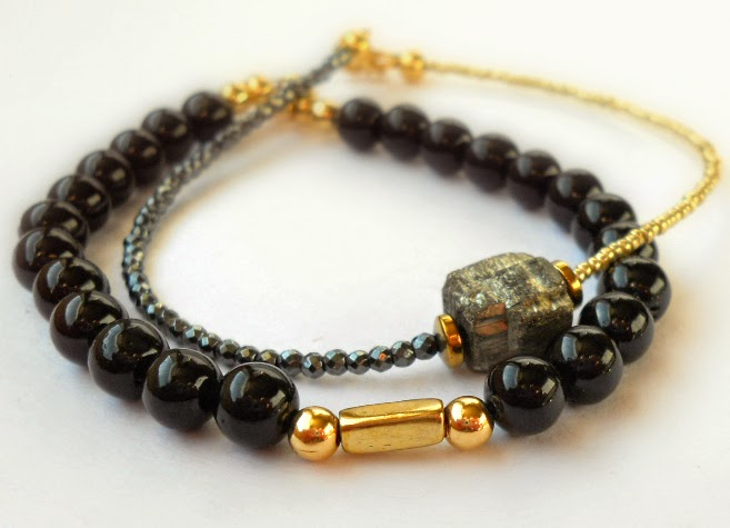 how to wear pyrite stone