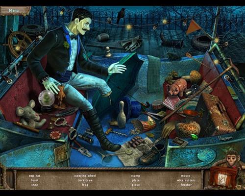 Weird Park: Broken Tune Collector's Edition screenshot 2