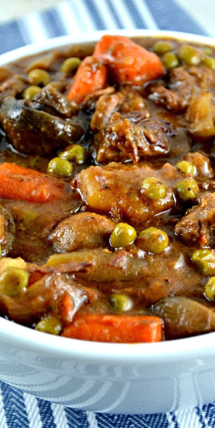 Slow Cooker Beef Stew - The Best Recipes