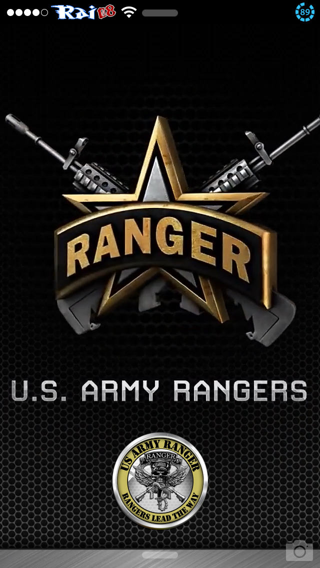 US Army Rangers Video Wallpaper with JellyLock Theme - YouTube