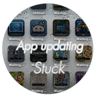 App Updating Stuck