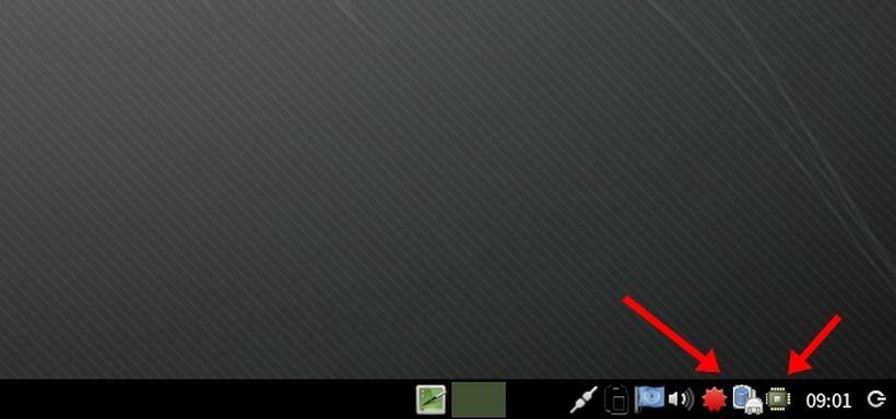 Paramano in Manjaro Linux