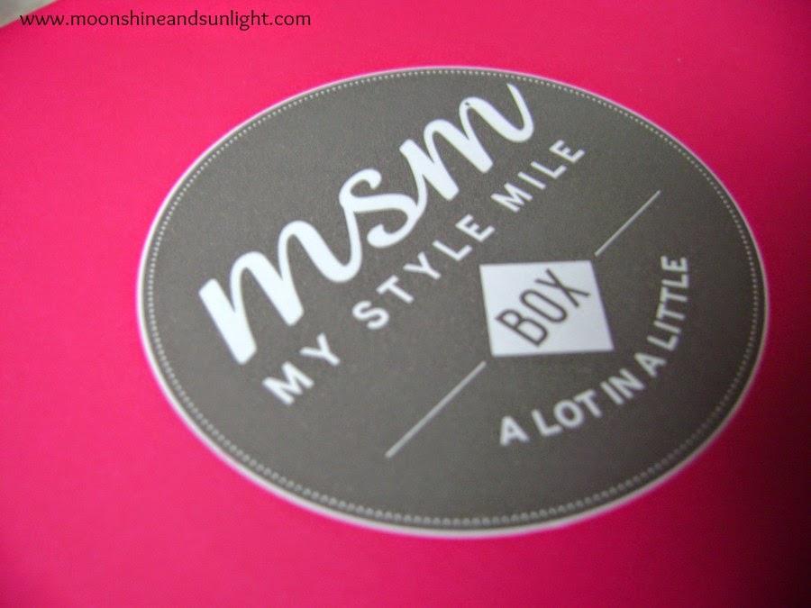 The MSM express box