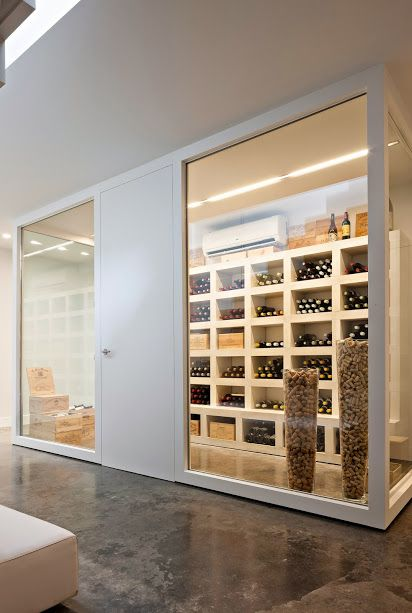 Wooden wine boxes wine crates the 9 best wine room for Room decor list