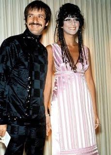 Sonny & cher at the 1968 Oscars