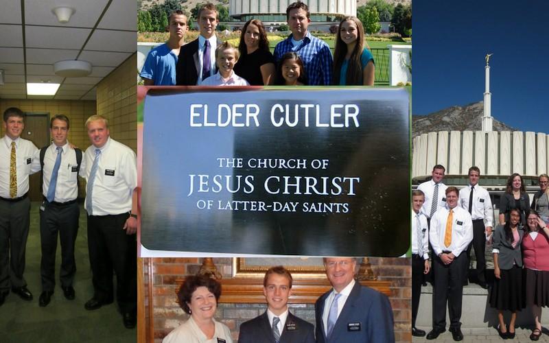 Elder Dallin Cutler