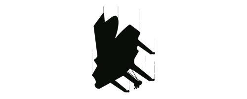 Indigo Roth's Falling Piano