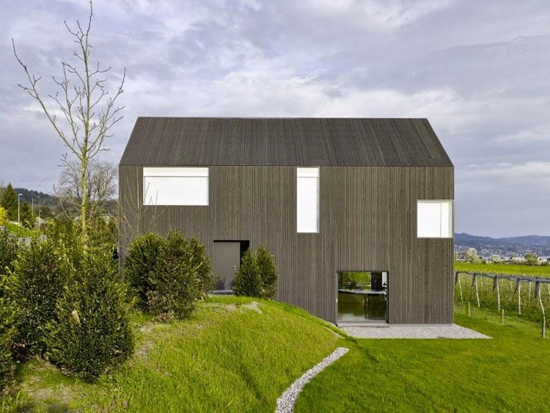 simplicity love gottshalden switzerland rossetti wyss architects. Black Bedroom Furniture Sets. Home Design Ideas