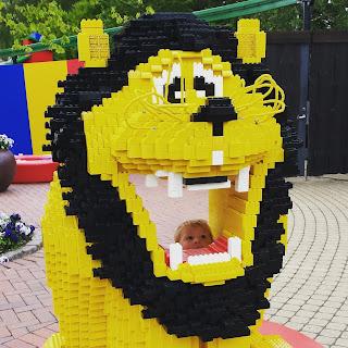 Ondeugende Spruit Legoland Billund Denemarken