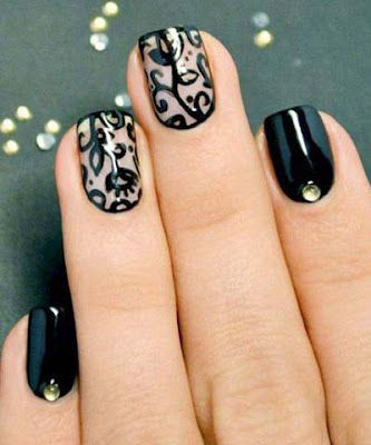 All The Pictures Of Nail Polish And Art Designs Are Exclusive New Year 2016 Showing Diffe Ideas For Beginners