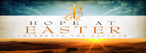 He is Risen....Easter service at 10.30am on 12th April, 2012