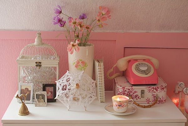 Decoracao Para Quarto Estilo Vintage ~   de decora??o, Vou mostrardicas de como deixar seu quarto bem retro