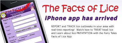 Facts of Lice app
