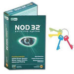 Username And Password Eset NOD32 31 Mei 2012