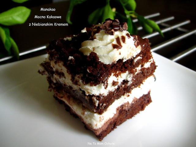 Ciasto Manakao