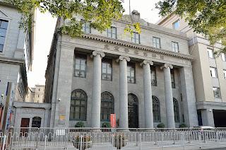 Former National City Bank of New York (Citibank) on Dongjiaominxinag