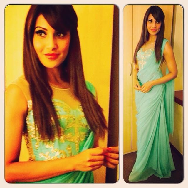 Panache A Beauty Fashion Celebrity Lifestyle Jewellery Blog Bipasha Basu In Sonaakshi Raaj
