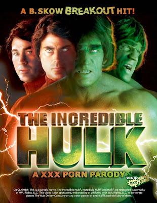 Người Khổng Lồ Xanh XXX - The Incredible Hulk XXX: A Porn Parody