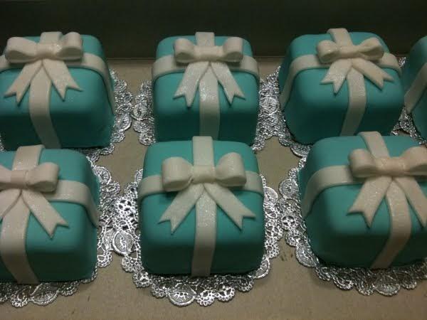 Cake Art Kirkland Wa : Whimsical by Design: Tiffany Ring Box Cakes